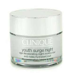 Clinique Youth Surge Age Decelerating Night Moisturizer