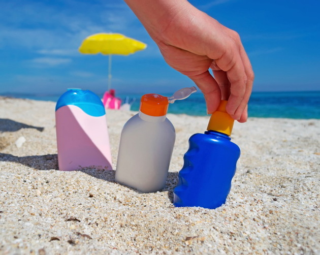 Protection Against Sun Allergies
