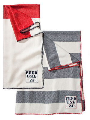 Feed Usa Target Blankets