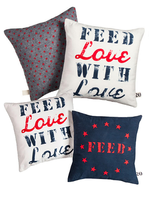 Feed Usa Target Pillows