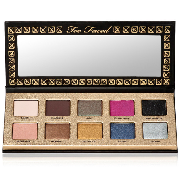 Too Faced Pretty Rebel Fall 2013 Makeup Palette