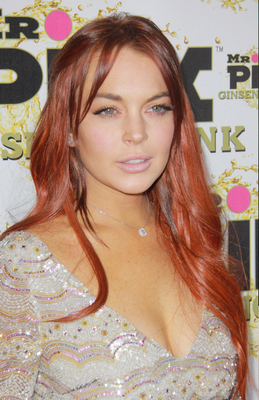 Famous Redheads  Lindsay Lohan