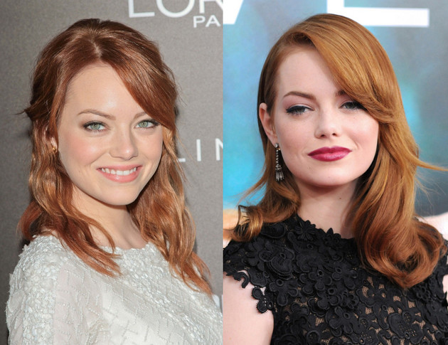 Top Famous Redhead Actresses