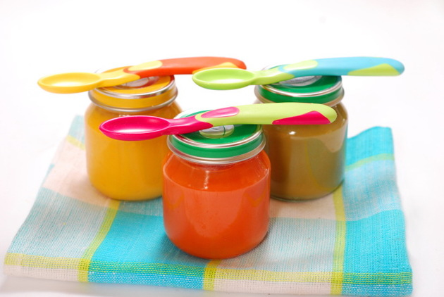 Baby Food In Tracy Andersons Diet