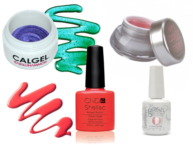 Gel Nail Products