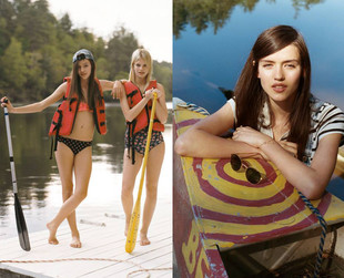Missing the summer camp feeling? The new Urban Outfitters lookbook recreates it with a series of fab outfits worth checking out!