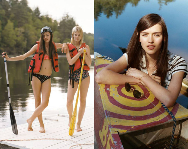 Urban Outfitters Summer Camp Lookbook  (1)