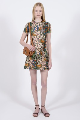 Valentino Resort 2014 Look 3