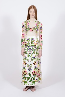 Valentino Resort 2014 Look 4