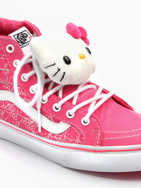 Vans x Hello Kitty Sneakers for Summer 2013