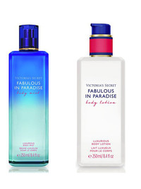 Victoria's Secret Paradise Fragrance Collection