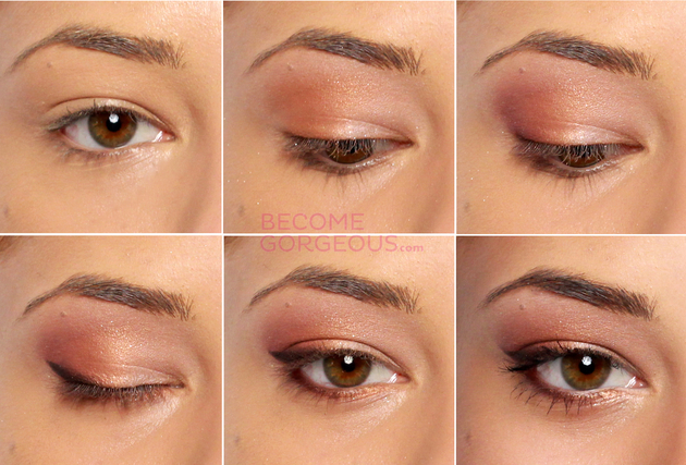 How to Get the Perfect Eye Makeup Tips
