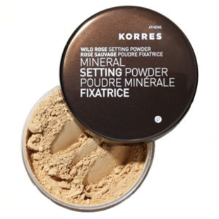 Korres Wild Rose Mineral Setting Powder