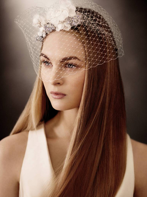 Vera Wang David's Bridal Fall 2013 Look 2