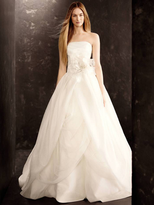 Vera Wang David's Bridal Fall 2013 Look 4