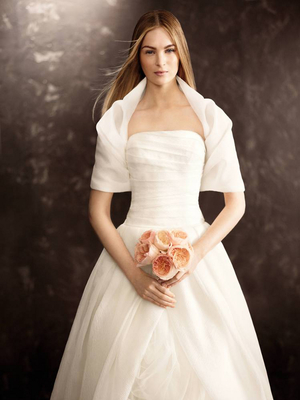 Vera Wang David's Bridal Fall 2013 Look 5