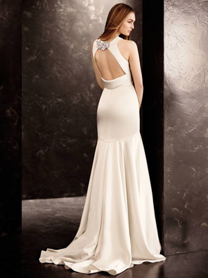 Vera Wang David's Bridal Fall 2013 Look 6
