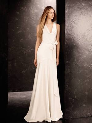 Vera Wang David's Bridal Fall 2013 Look 7