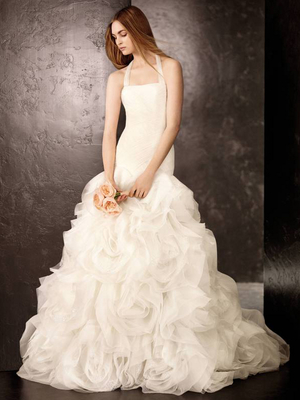 Vera Wang David's Bridal Fall 2013 Look 8