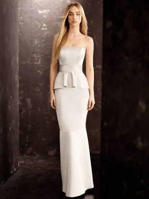 Vera Wang David's Bridal Fall 2013 Look 9