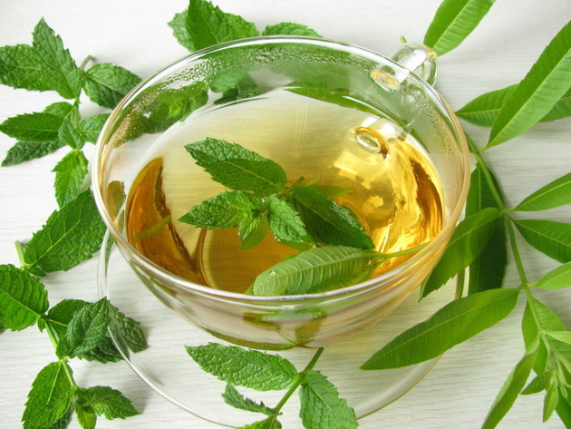 Mint Tea As Skin Toner