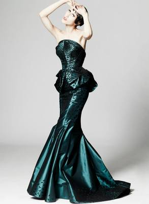 Zac Posen Resort 2014 Collection  (11)