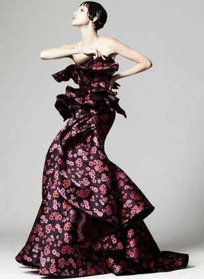 Zac Posen Resort 2014 Collection  (14)