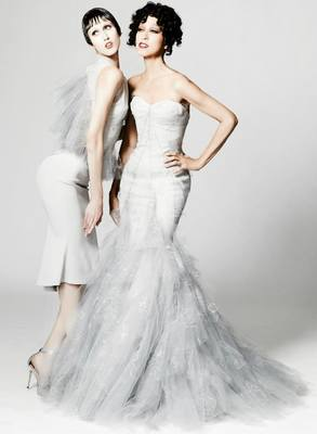 Zac Posen Resort 2014 Collection  (2)