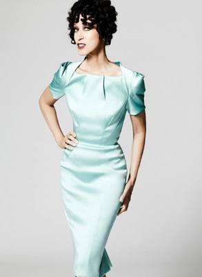 Zac Posen Resort 2014 Collection  (3)