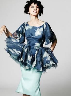Zac Posen Resort 2014 Collection  (7)