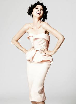 Zac Posen Resort 2014 Collection  (8)
