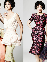 Zac Posen Resort 2014 Collection