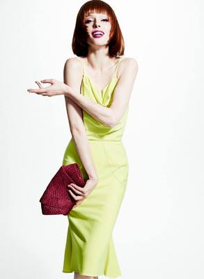 Zac Zac Posen Resort 2014 Collection  (10)