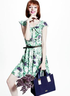 Zac Zac Posen Resort 2014 Collection  (12)