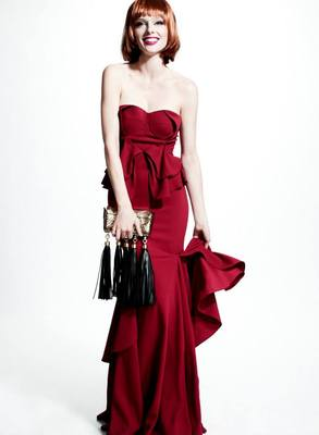 Zac Zac Posen Resort 2014 Collection  (7)