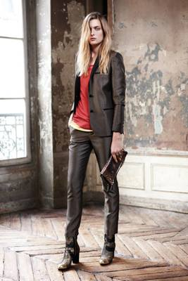 Zadig   Voltaire Fall 2013 Look 11