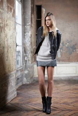 Zadig   Voltaire Fall 2013 Look 12