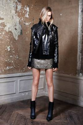 Zadig   Voltaire Fall 2013 Look 8