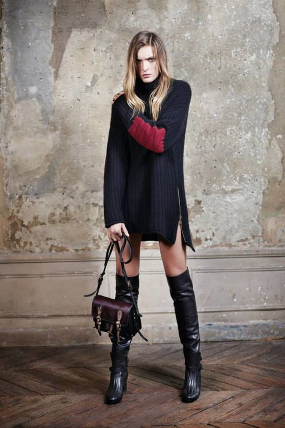 Pictures : Zadig & Voltaire Lookbook for Fall/Winter 2013 ...