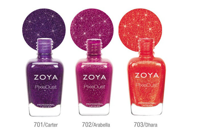 Zoya Pixie Dust Fall 2013 Nail Polishes  (1)