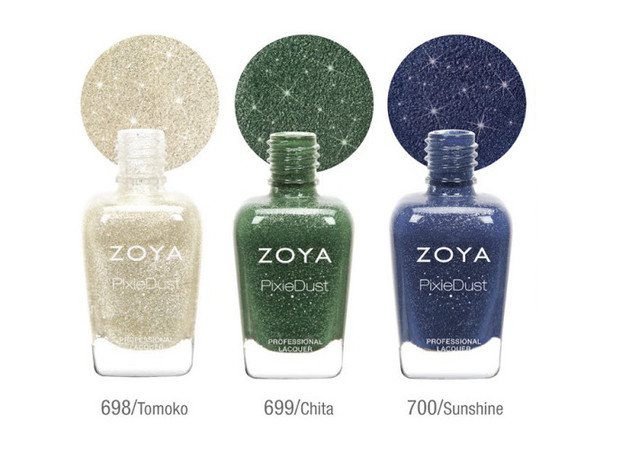 Zoya Pixie Dust Fall 2013 Nail Polishes  (2)
