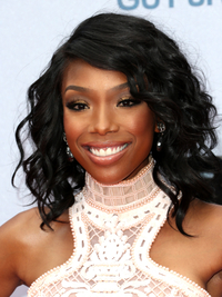 Brandy Wavy Long Bob Hairstyle