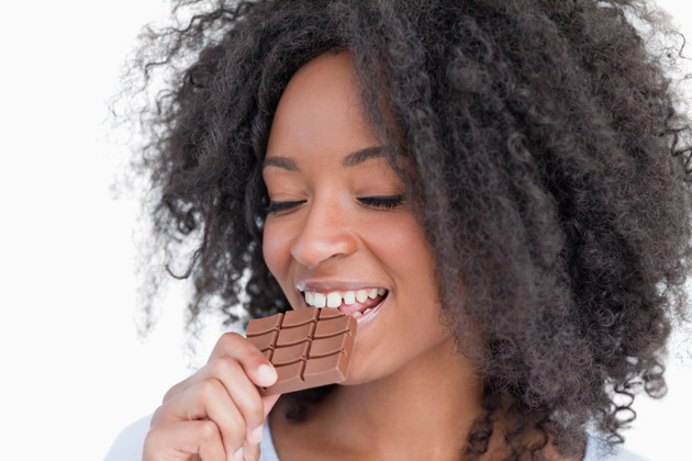 Acne Myth   It Can Be Caused By Eating Chocolate