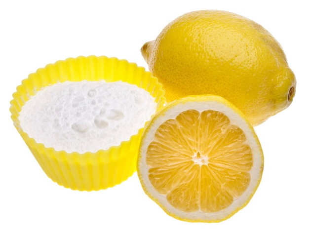 Lemon And Baking Soda To Cure Acne