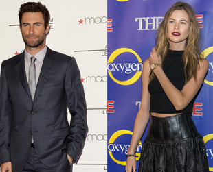 Victoria's Secret model Behati Prinsloo and Adam Levine are engaged. Read all about it!
