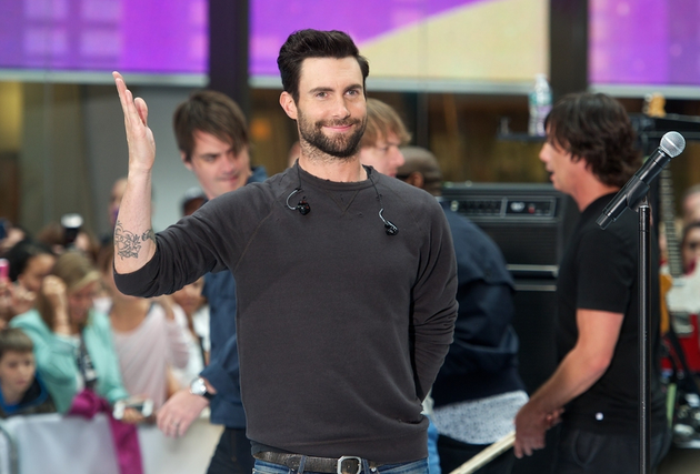 Adam Levine Engaged