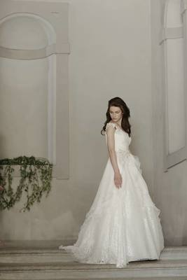 Alberta Ferretti 2014 Bridal Collection 1