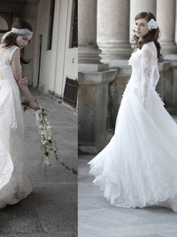 Alberta Ferretti 2014 Bridal Collection