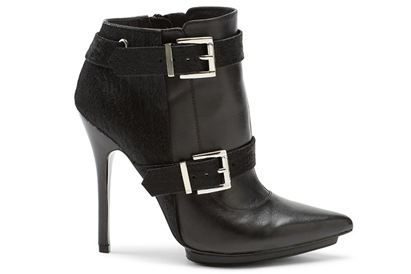 Aldo Preen Fall 2013 Buckle Boots