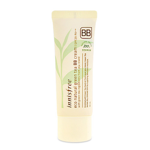 Innisfree Green Tea Eco Natural Green Tea Bb Cream Spf29